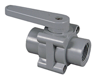 PVC 2 WAY BALL VALVE STYLE 275